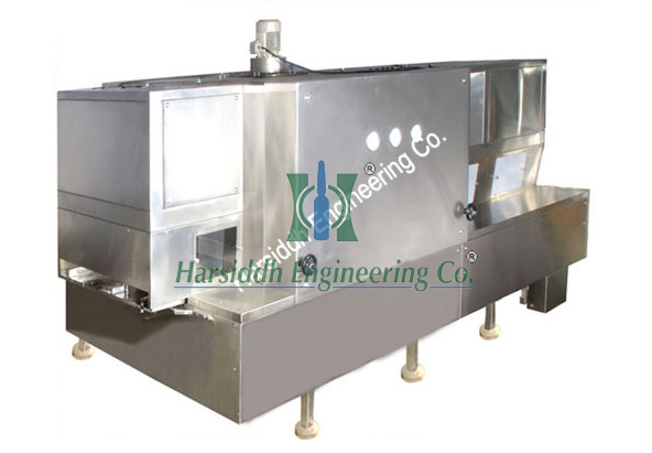 Sterilizing Tunnel for Ampoules & Vials