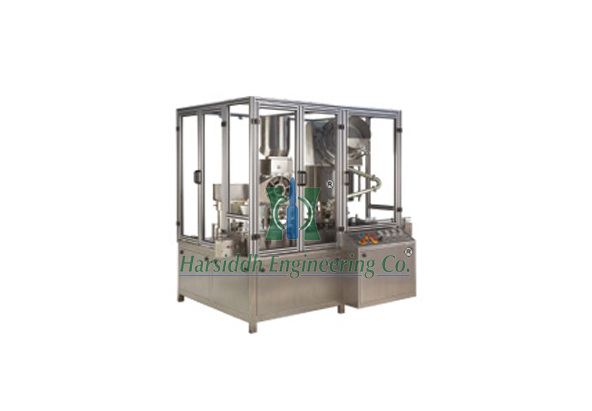 Rotary Dry Syrup Powder Filling Machine