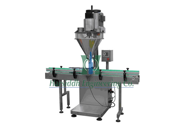 Auger Type Powder Filling Machine (Single / Double Head)