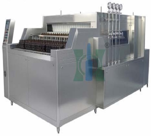 Linear Vial Washer (Linear Vial Washing Machine)