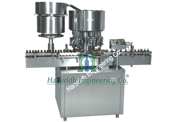 Bottle Screw / ROPP Capping Machine